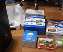 初めての自作パソコン!安くてコスパのいいPCを作りました